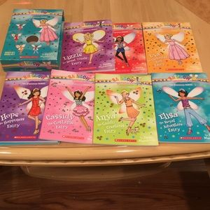 Rainbow magic The Princess Fairies Boxed set